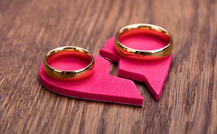 Rozwody w liczbach
