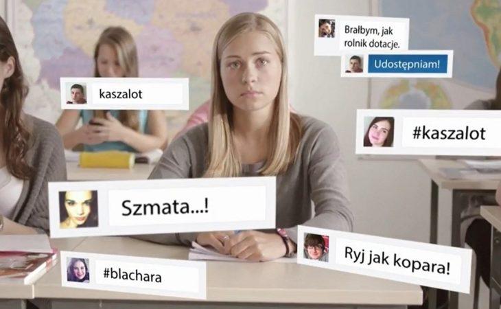 Cyberprzemoc. Szkolenie w Chełmnie